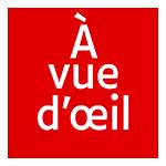 Logo des éditions À vue d'œil