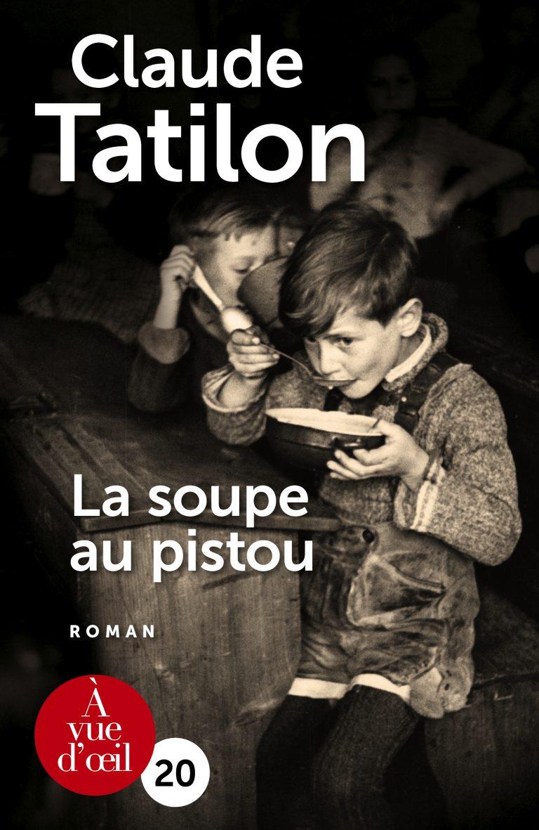 Couverture de l'ouvrage La Soupe au pistou