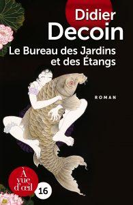 Couverture de l'ouvrage Le Bureau des Jardins et des Étangs