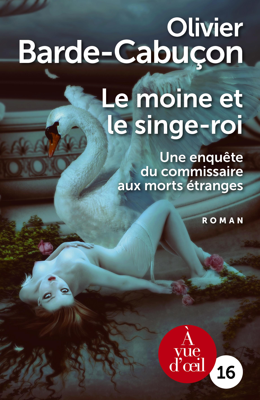 Couverture de l'ouvrage Le Moine et le Singe-roi