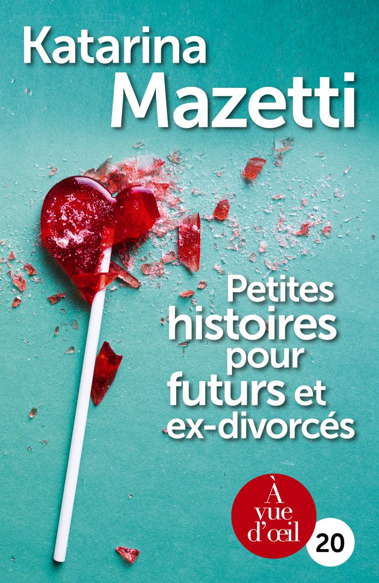 Couverture de l'ouvrage Petites histoires pour futurs et ex-divorcés