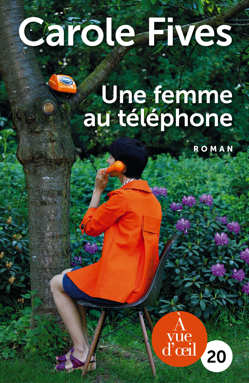Couverture de l'ouvrage Une femme au téléphone