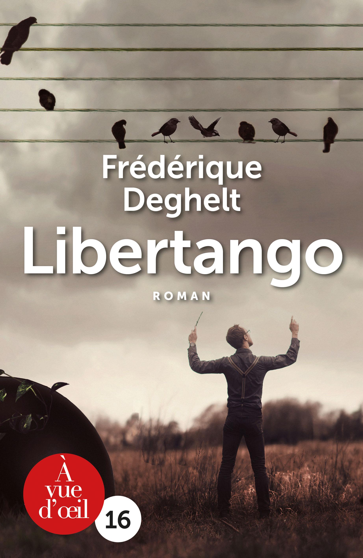 Couverture de l'ouvrage Libertango