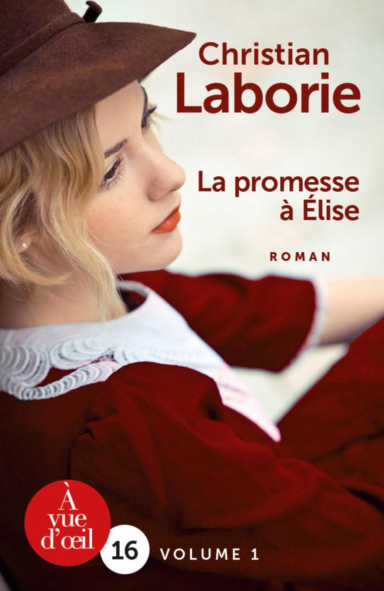 Couverture de l'ouvrage La Promesse à Élise