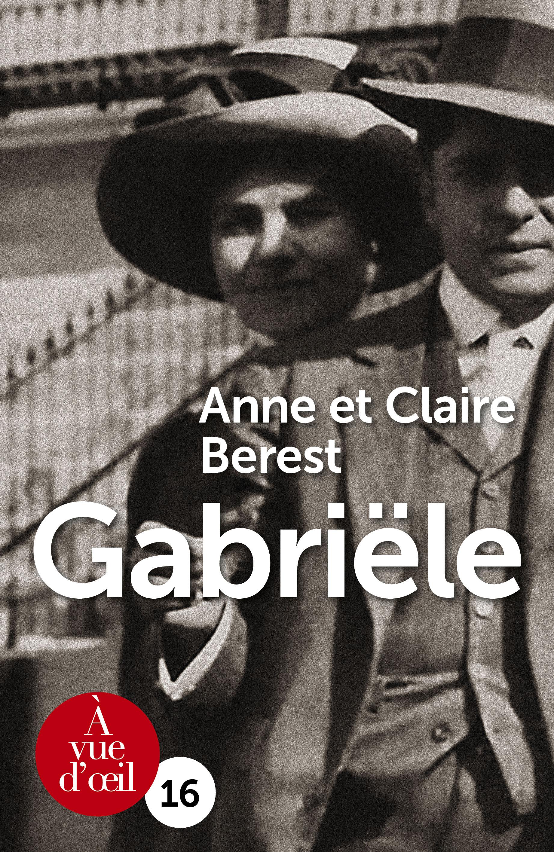 Couverture de l'ouvrage Gabriële