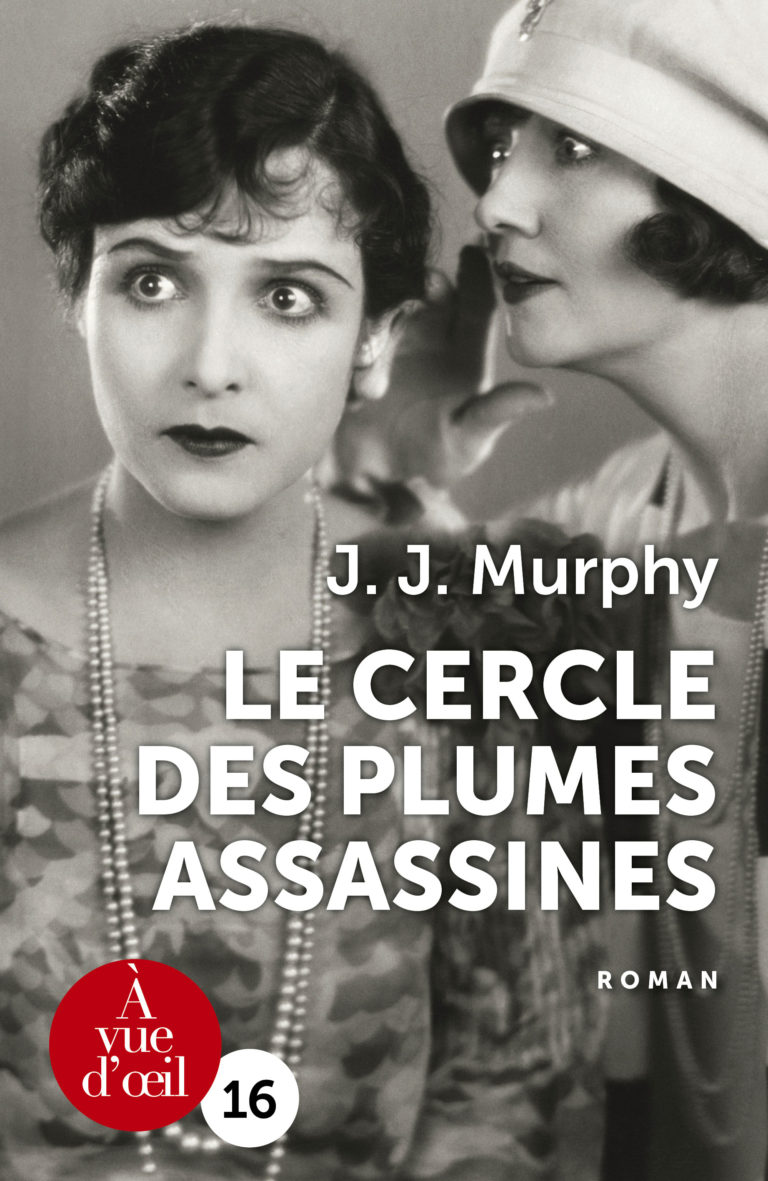 Couverture de l'ouvrage Le Cercle des plumes assassines