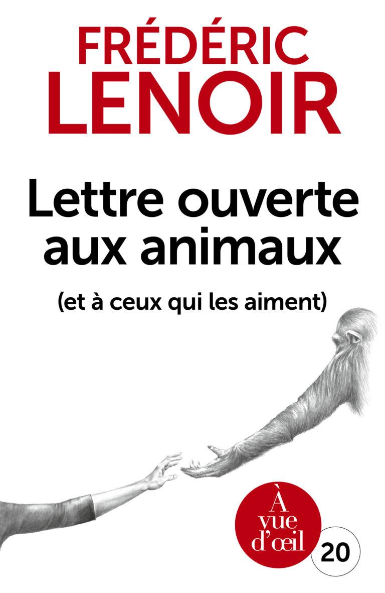 Couverture de l'ouvrage Lettre ouverte aux animaux (et à ceux qui les aiment)