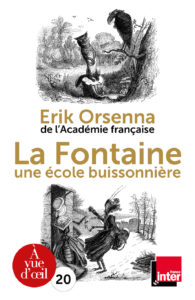 Couverture de l'ouvrage La Fontaine, une école buissonnière