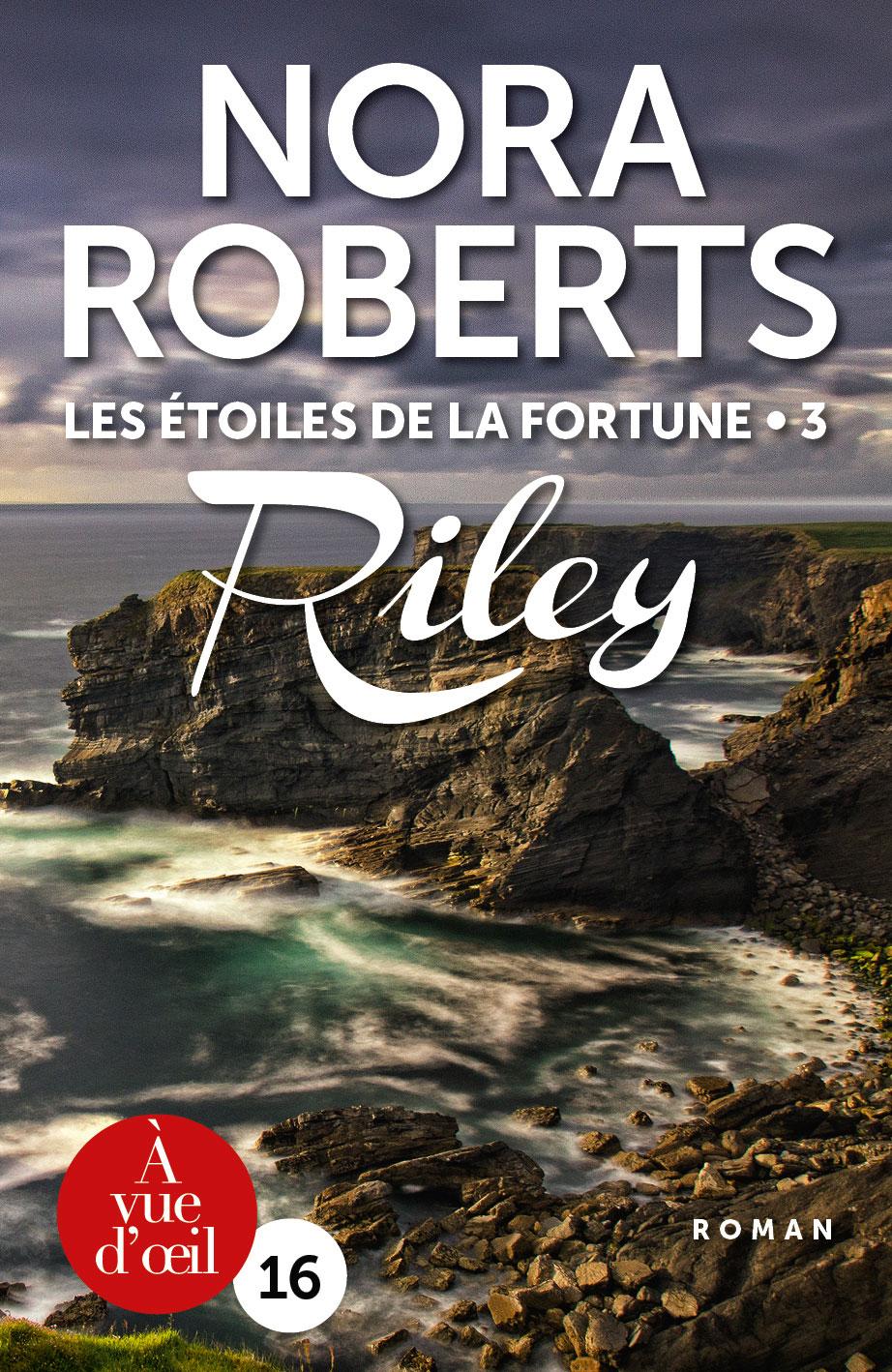 Couverture de l'ouvrage Les Étoiles de la Fortune 3 – Riley