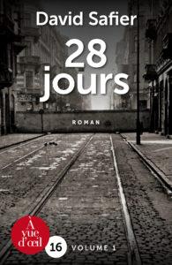 Couverture de l'ouvrage 28 jours