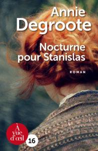 Couverture de l'ouvrage Nocturne pour Stanislas