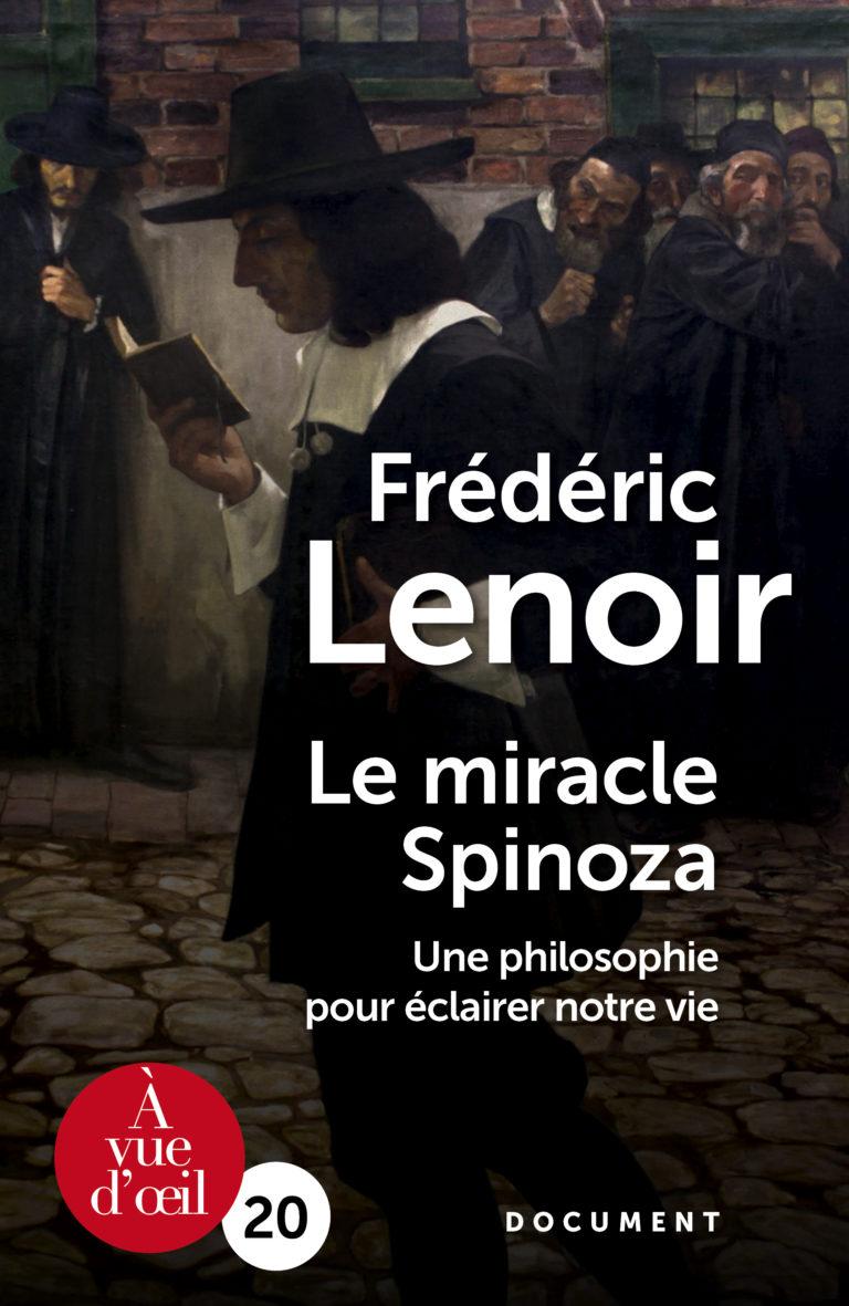 Couverture de l'ouvrage Le Miracle Spinoza