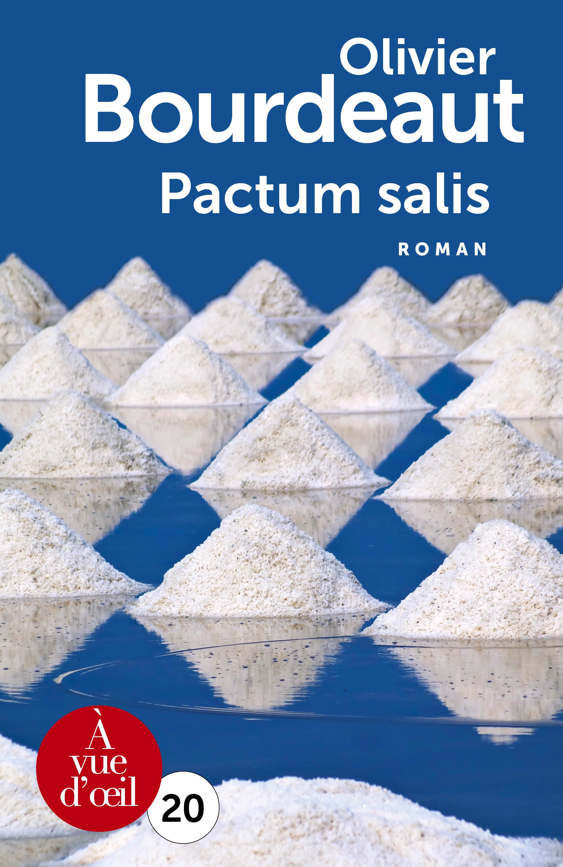 Couverture de l'ouvrage Pactum salis