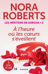 Couverture de l'ouvrage Les Héritiers de Sorcha 2 – À l'heure où les cœurs s'éveillent