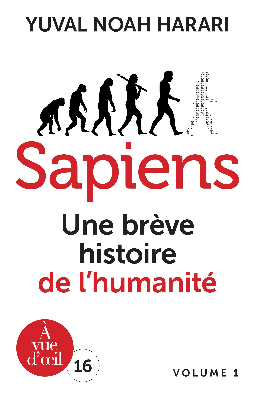 Couverture de l'ouvrage Sapiens