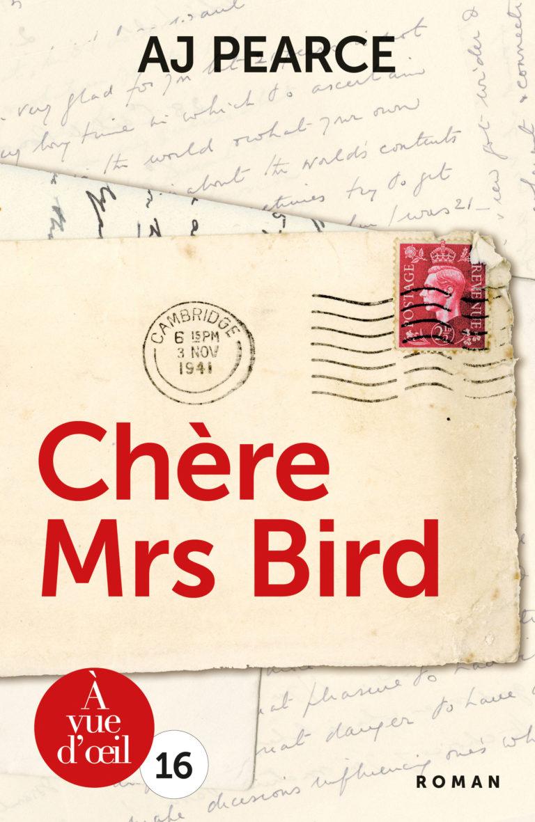 Couverture de l'ouvrage Chère Mrs Bird