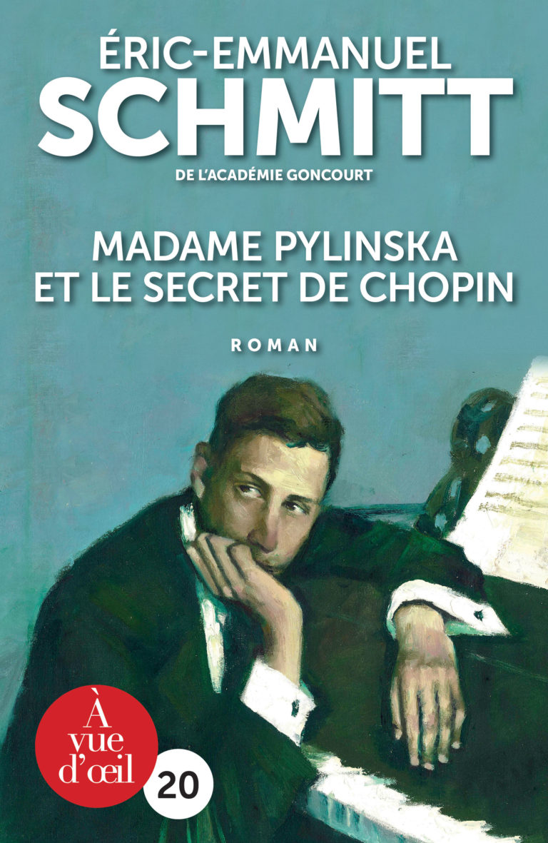Couverture de l'ouvrage Madame Pylinska et le secret de Chopin