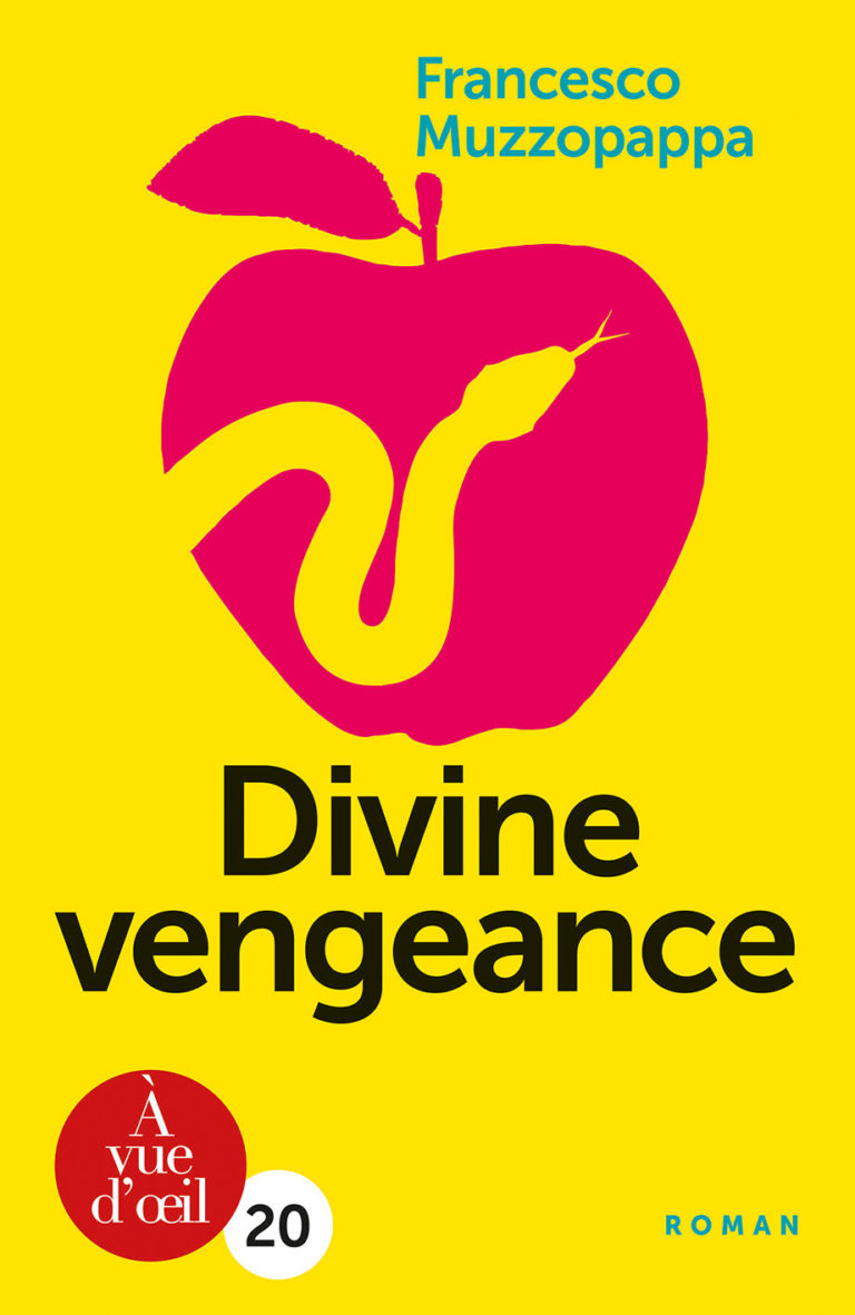 Couverture de l'ouvrage Divine vengeance