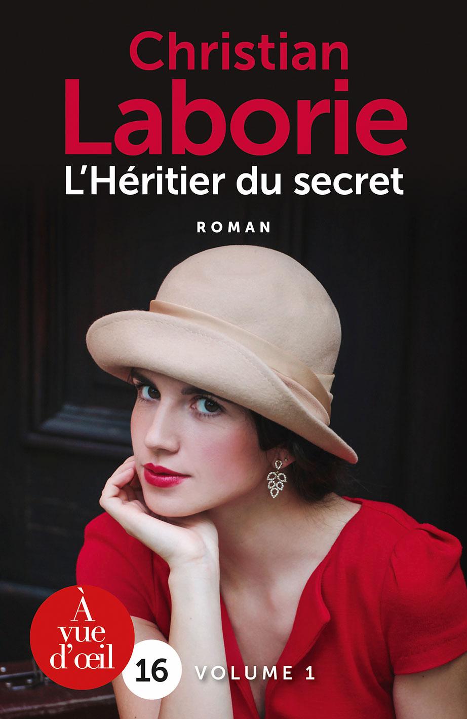 Couverture de l'ouvrage L'Héritier du secret