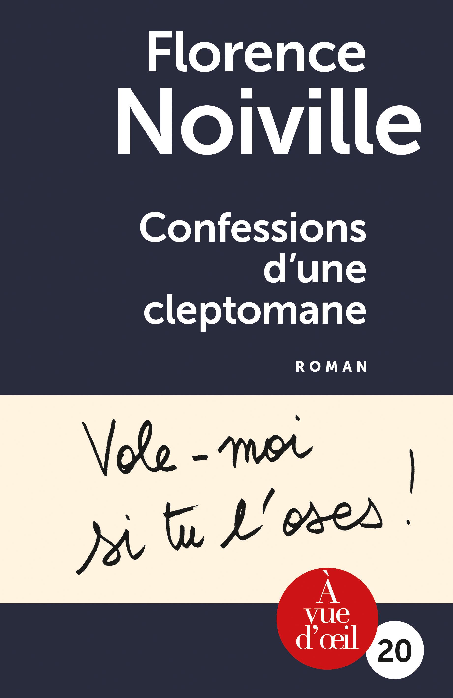 Couverture de l'ouvrage Confessions d'une cleptomane