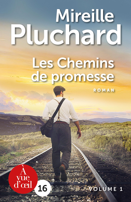 Couverture de l'ouvrage Les Chemins de promesse