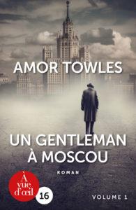 Couverture de l'ouvrage Un gentleman à Moscou
