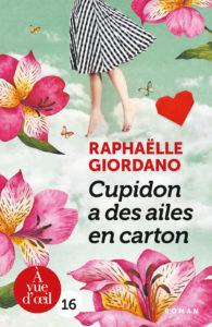 Couverture de l'ouvrage Cupidon a des ailes en carton