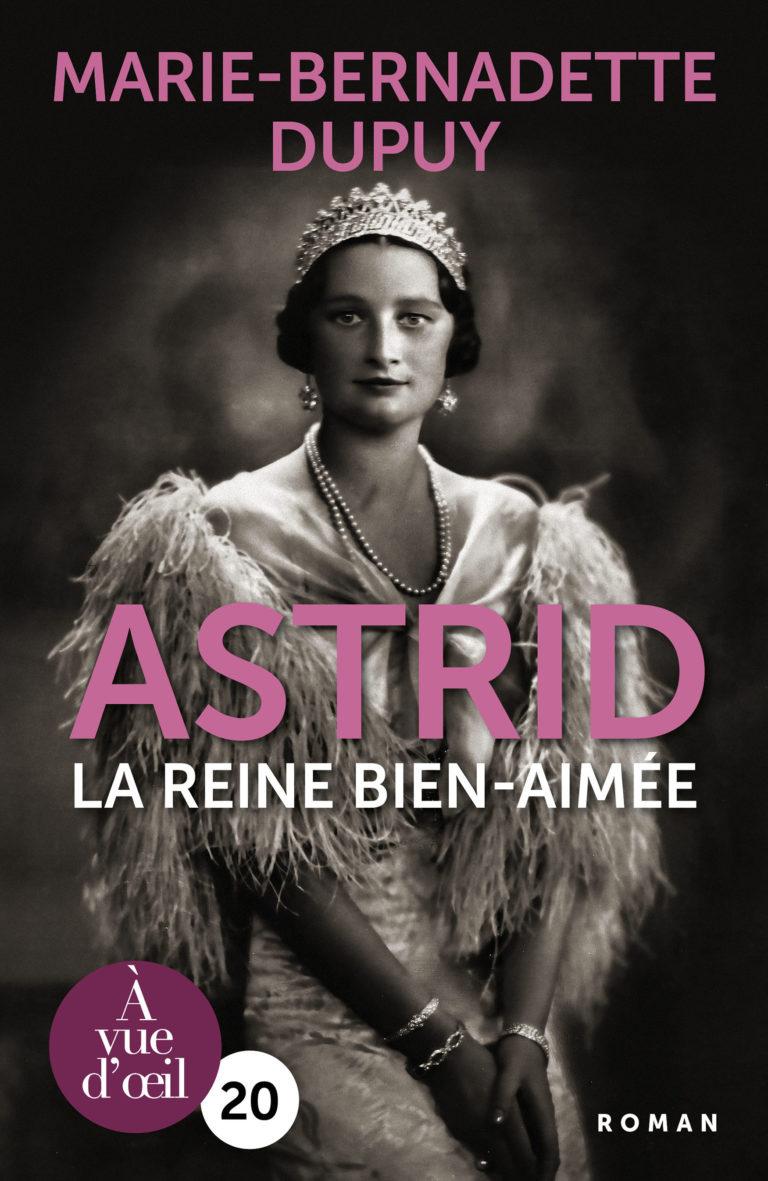 Couverture de l'ouvrage Astrid – La Reine bien-aimée