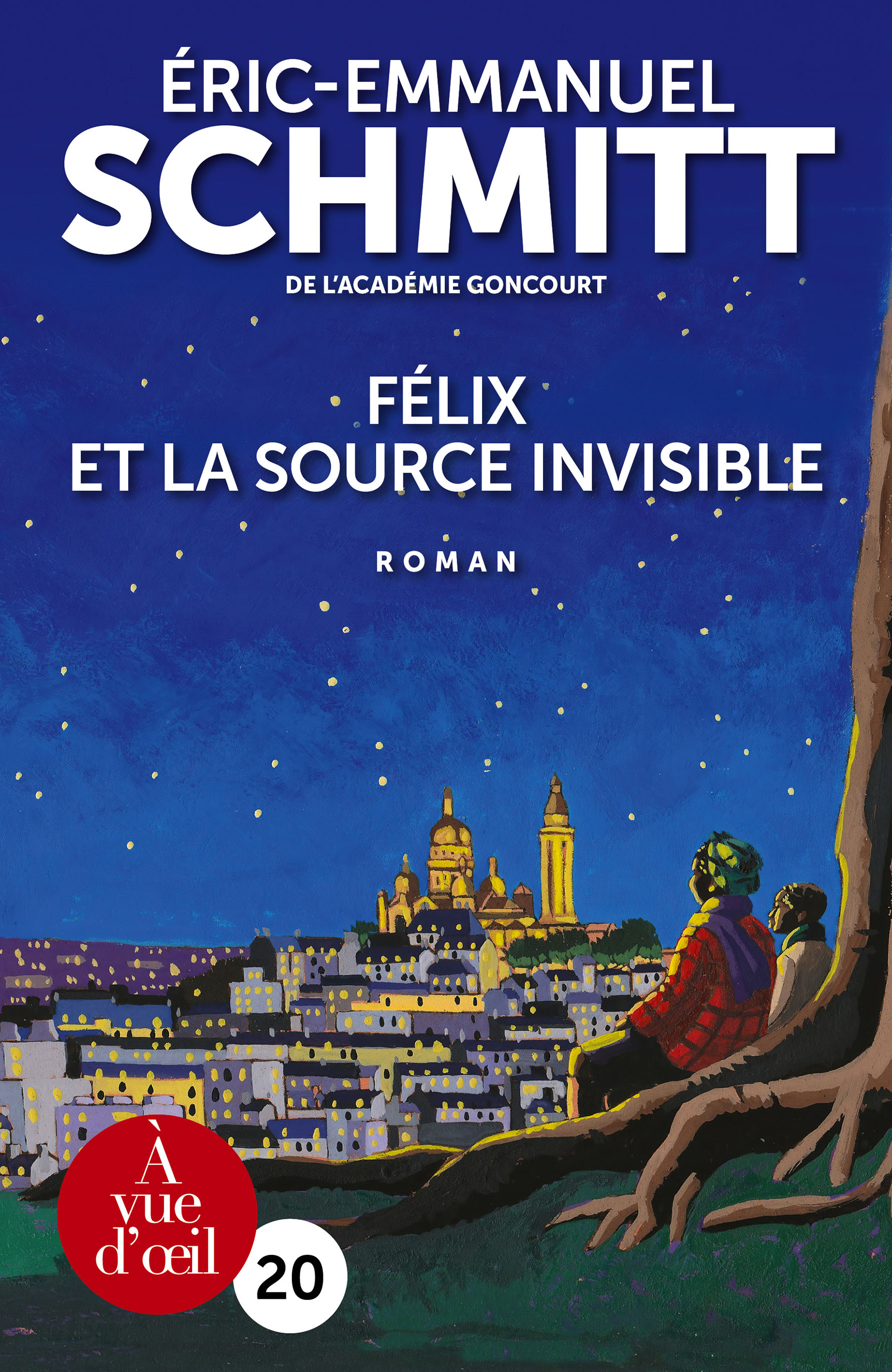 Couverture de l'ouvrage Félix et la source invisible