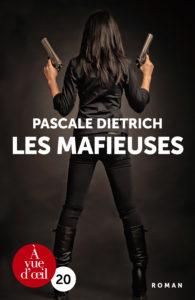 Couverture de l'ouvrage Les Mafieuses