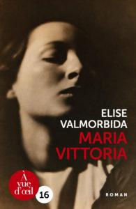 Couverture de l'ouvrage Maria Vittoria