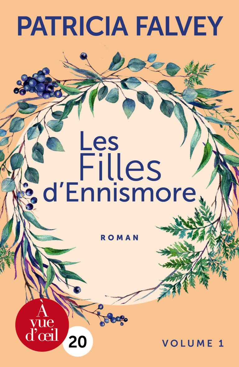 Couverture de l'ouvrage Les Filles d'Ennismore
