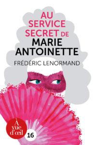 Couverture de l'ouvrage Au service secret de Marie-Antoinette