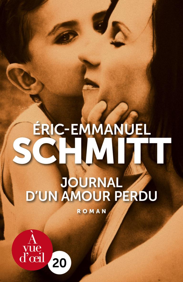 Couverture de l'ouvrage Journal d'un amour perdu