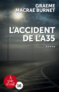 Couverture de l'ouvrage L'Accident de l'A35