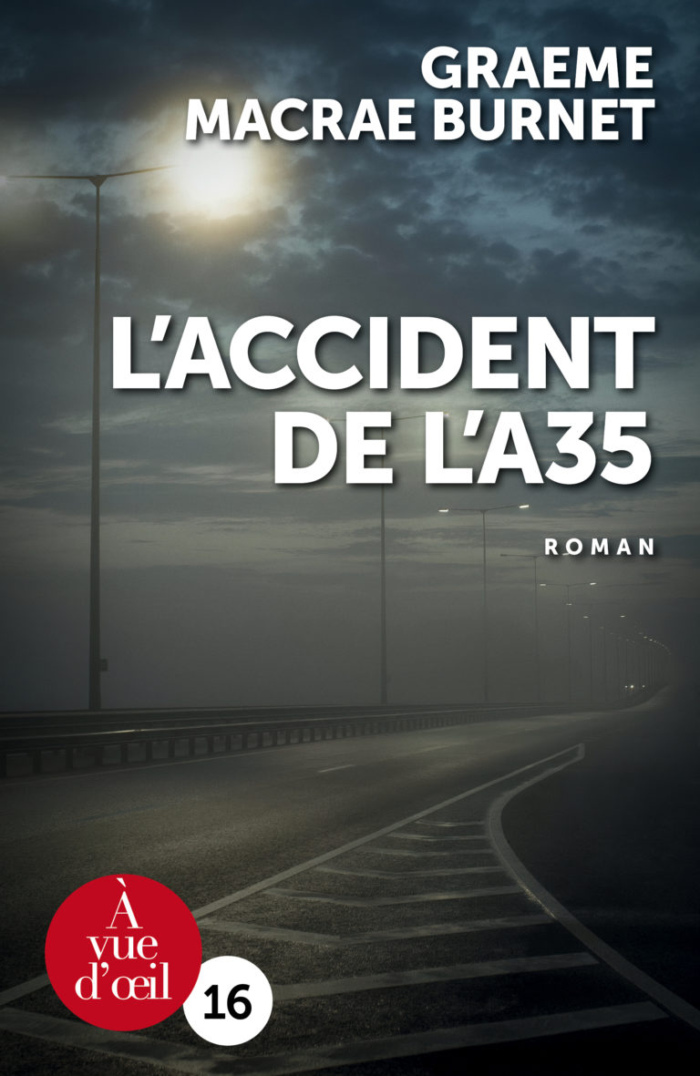 Couverture de l'ouvrage L'Accident de l'A35