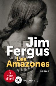 Couverture de l'ouvrage Les Amazones