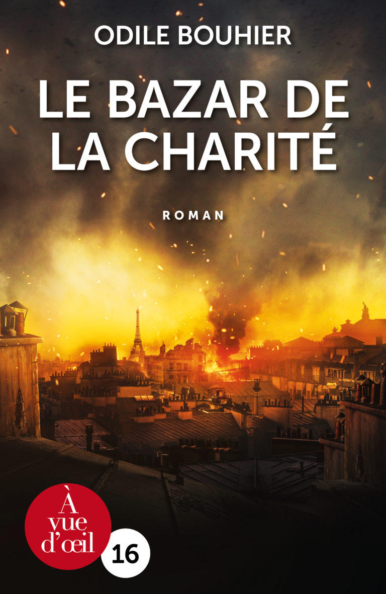 Couverture de l'ouvrage Le Bazar de la Charité