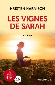 Couverture de l'ouvrage Les Vignes de Sarah