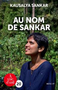 Couverture de l'ouvrage Au nom de Sankar