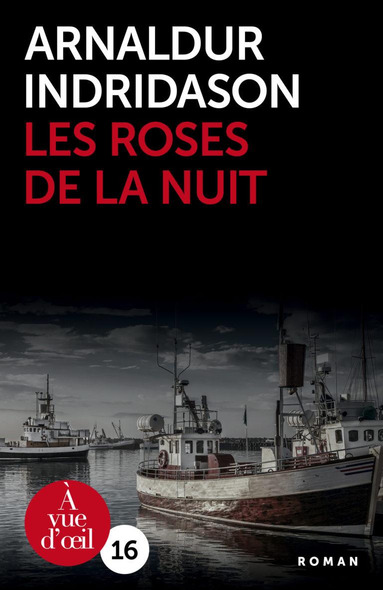 Couverture de l'ouvrage Les Roses de la nuit