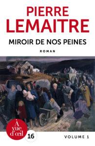 Couverture de l'ouvrage Miroir de nos peines