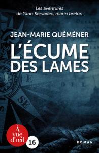 Couverture de l'ouvrage L'Écume des lames