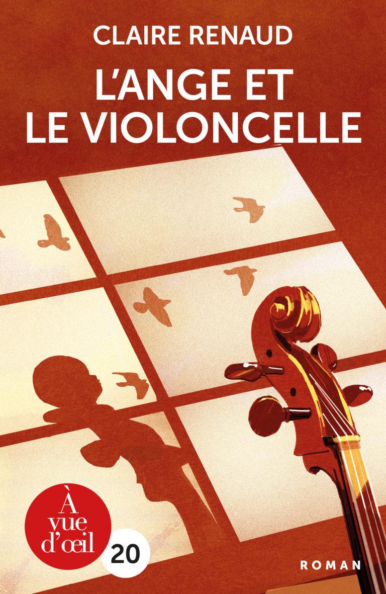 Couverture de l'ouvrage L'Ange et le violoncelle