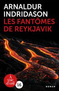 Couverture de l'ouvrage Les Fantômes de Reykjavik