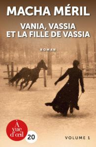 Couverture de l'ouvrage Vania, Vassia et la fille de Vassia