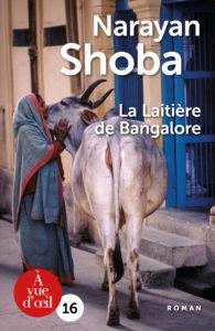 Couverture de l'ouvrage La Laitière de Bangalore