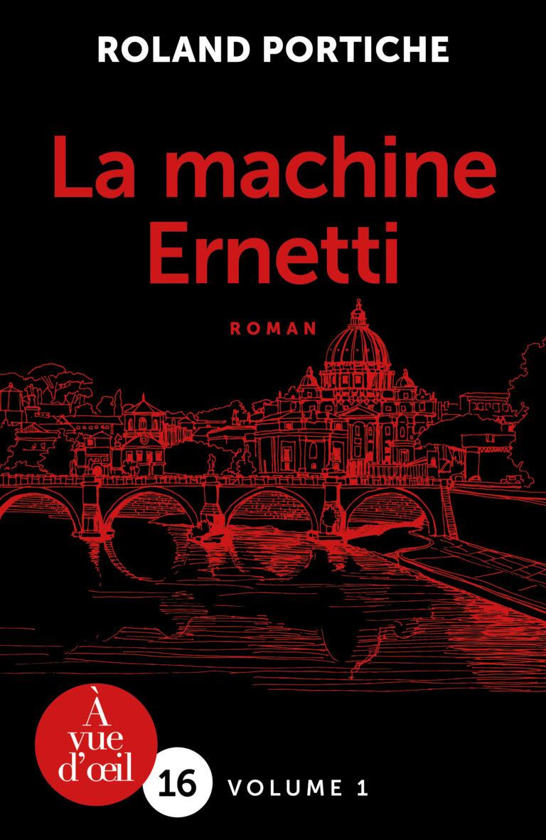 Couverture de l'ouvrage La Machine Ernetti