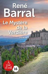 Couverture de l'ouvrage Le Mystère de la Verdière
