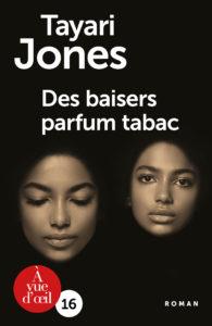 Couverture de l'ouvrage Des baisers parfum tabac